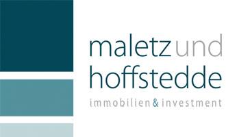 Logo maletz & hoffstedde