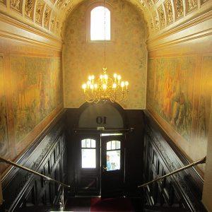 Meinekestraße Treppenhaus