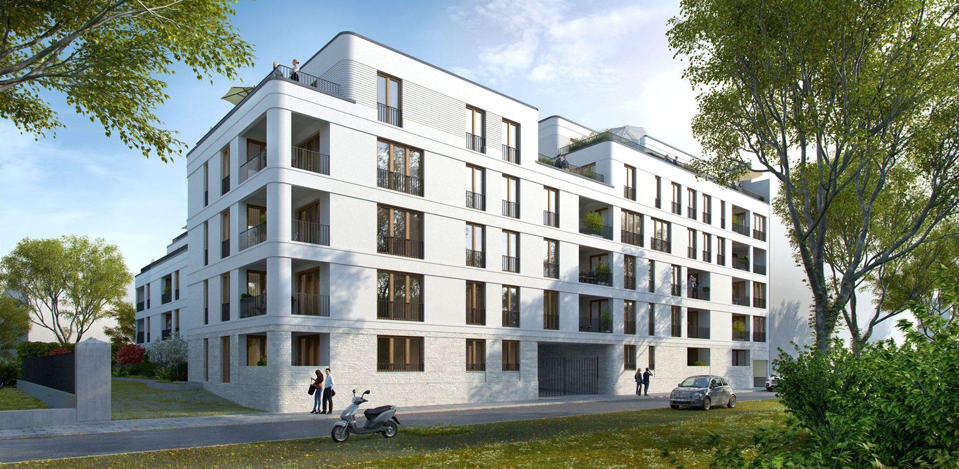 Bernsteinhaus Duisburg-Duissern