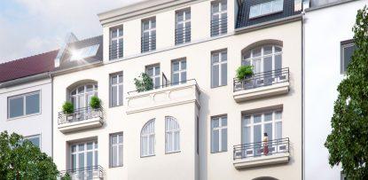 Goethestrasse Außenfassade