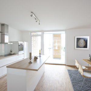 Wohnungsübergaben im Wohncarree-Witthausbusch 2