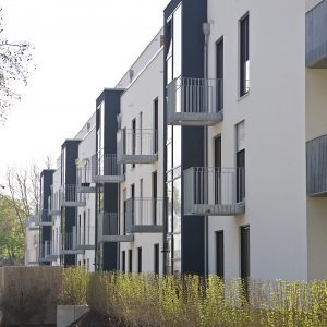 Wohnungsübergaben im Wohncarree-Witthausbusch