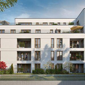 Bernsteinhaus, Duisburg-Duissern 28