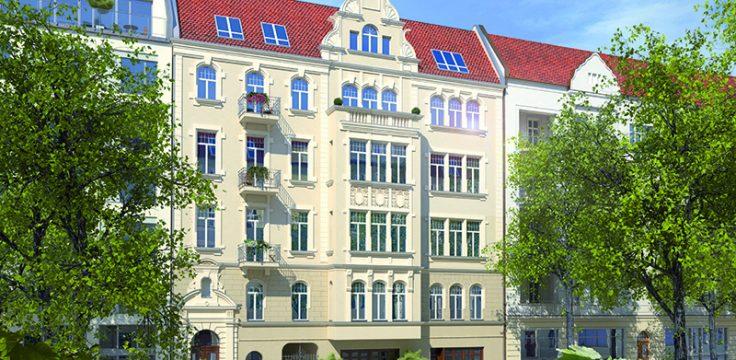Meinekestraße 10, Berlin