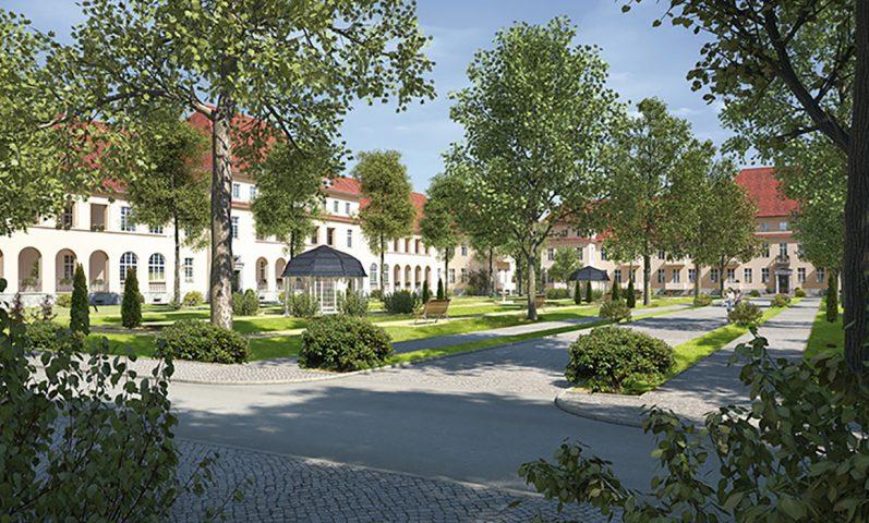 Erfolgreicher Verkauf und baldiger Baubeginn im Ludwig-Hoffmann-Quartier