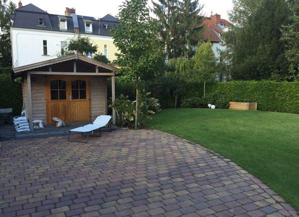 Garten 2 Finckensteinallee