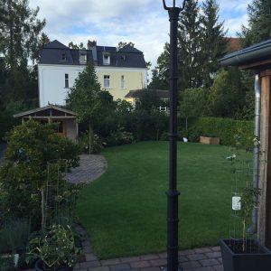Garten Finckensteinallee