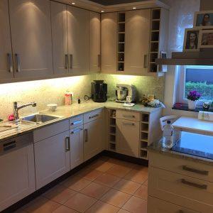 Küche Finckensteinallee