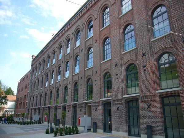 Uferpalais Fassaden 3