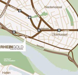 Stadtplan Skizze