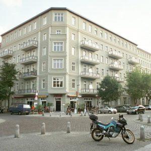 Dunckerstraße 8a, Berlin