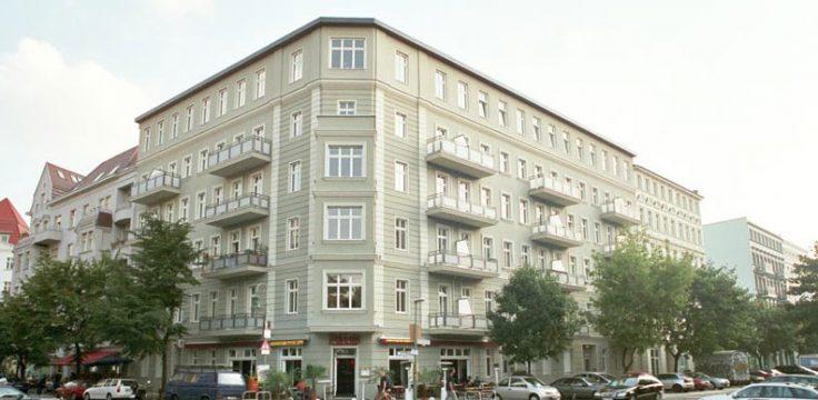 Dunckerstraße 8a, Berlin 7