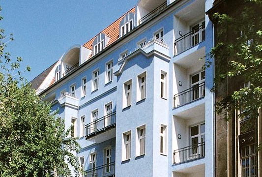 Senefelder Straße 7, Berlin