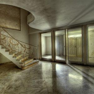 VERMIETET! - Atelier, Showroom, Büro! Arbeiten in herrschaftlicher Atmosphäre in kernsanierter Villa Henle! 3