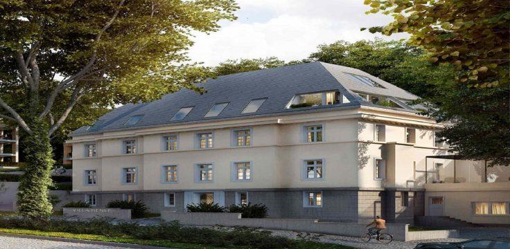 VERMIETET! - Atelier, Showroom, Büro! Arbeiten in herrschaftlicher Atmosphäre in kernsanierter Villa Henle! 2