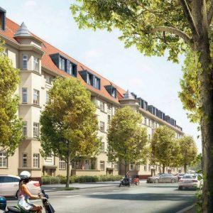 Sanierungsgebiet Wilhelmstadt, Berlin-Spandau 10