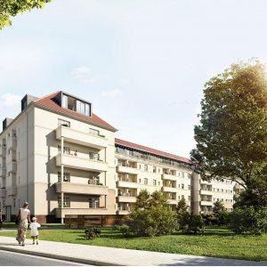 Sanierungsgebiet Wilhelmstadt, Berlin-Spandau 4