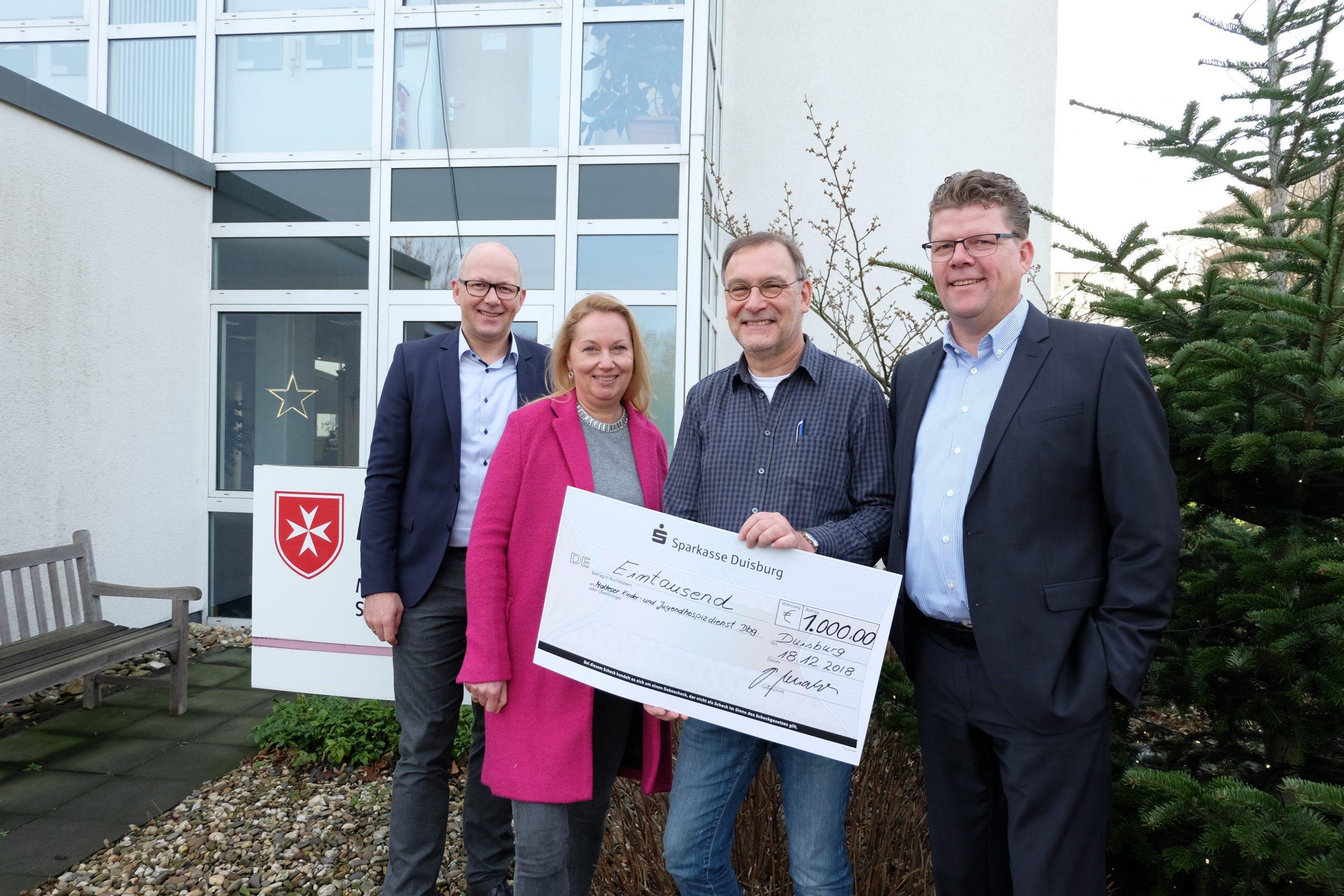 Maletz & Hoffstedde unterstützen die Kinder- und Jugendhospizarbeit in Duisburg 7