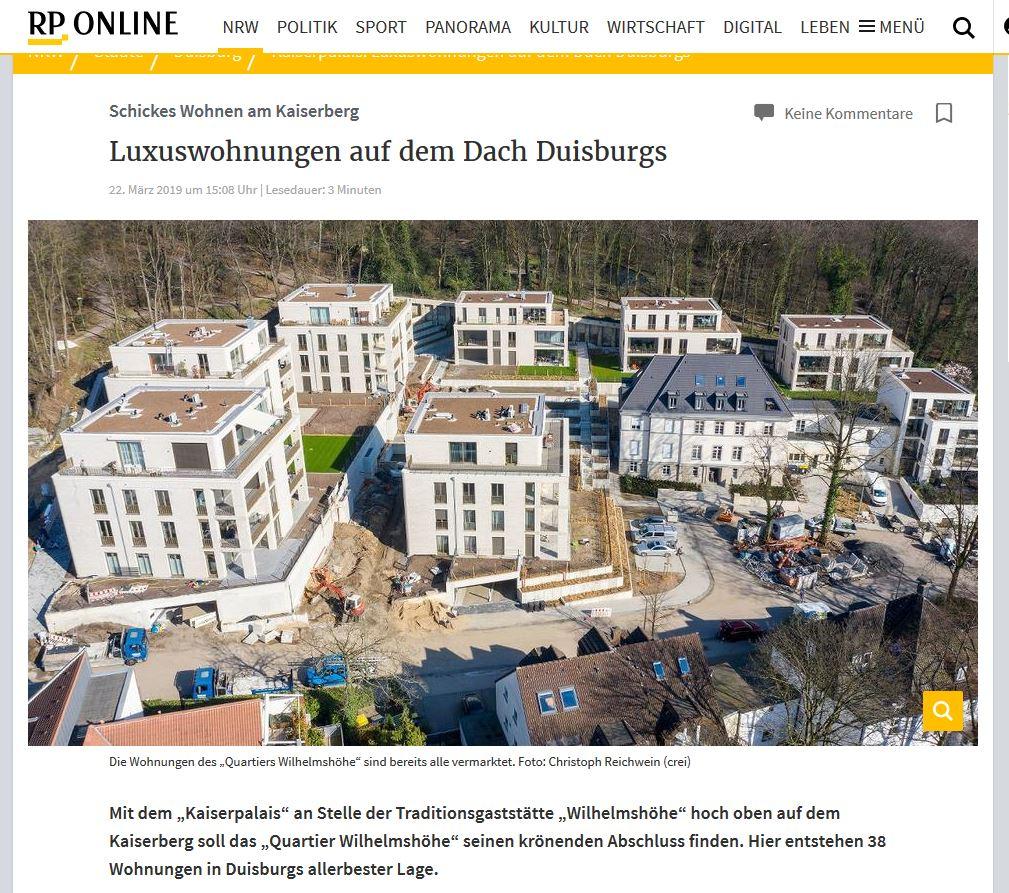 Maletz & Hoffstedde aktuell in der Presse