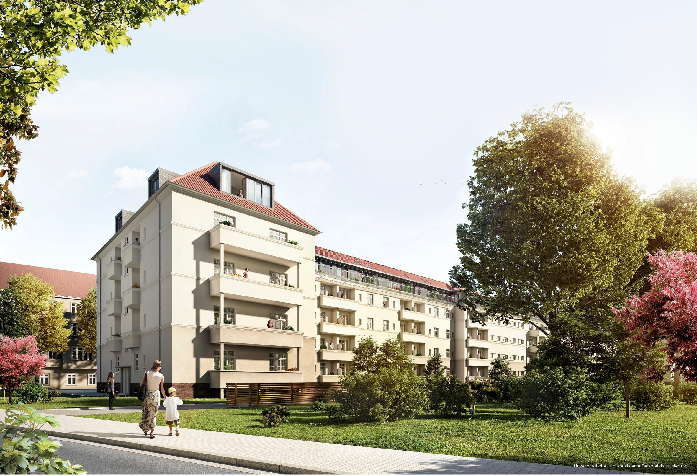 Berlin Spandau - Bautenstand Juni 2020
