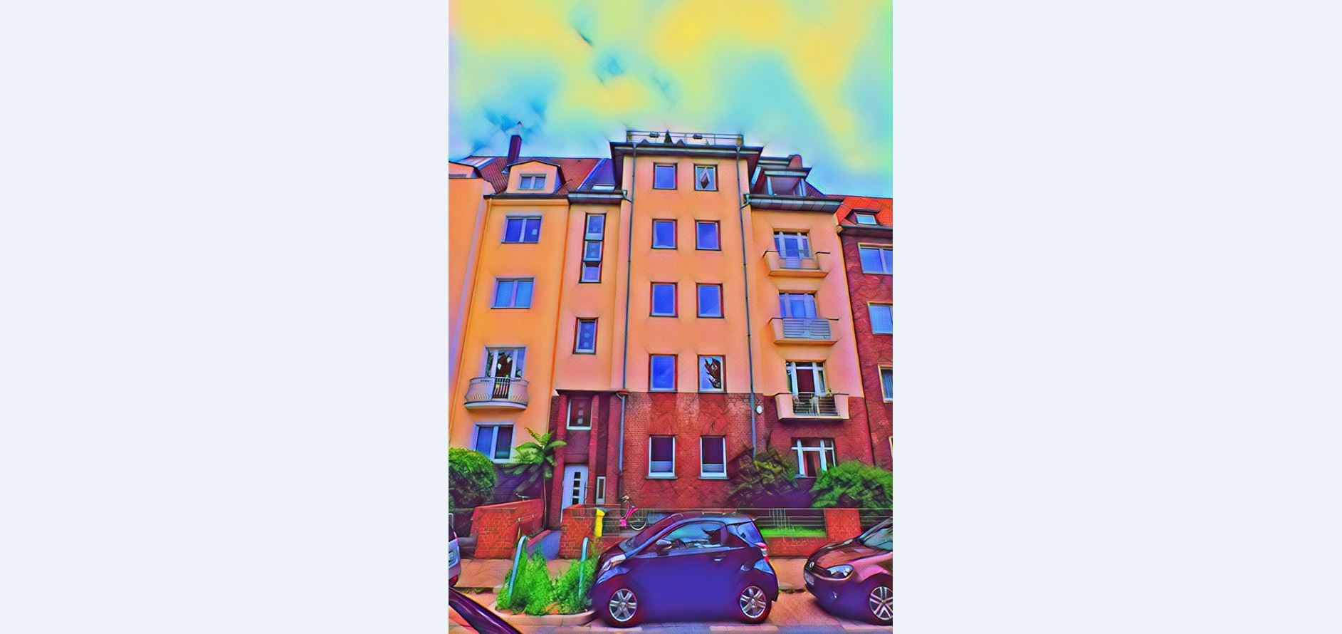 Ostendorf bearbeitet